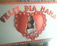 Happy Dia De Madre Mother's Day at public school celebration